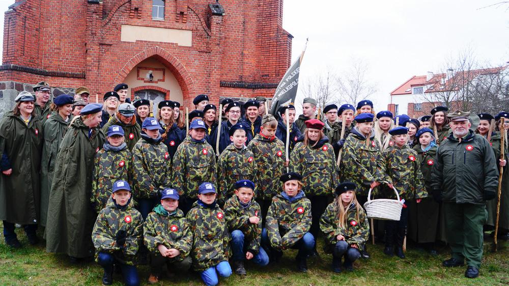 98 Rocznica Powstania Wielkopolskiego - 27.12.16 r.