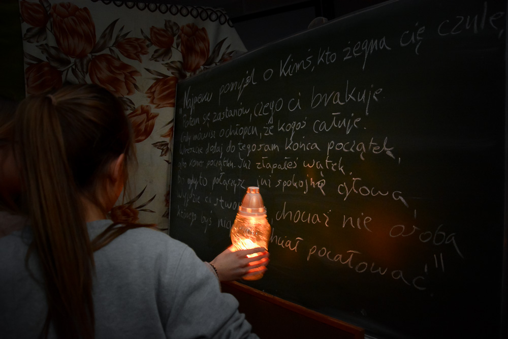 Exit School - Liceum Ogólnokształcące - 26.11.2018 r. /