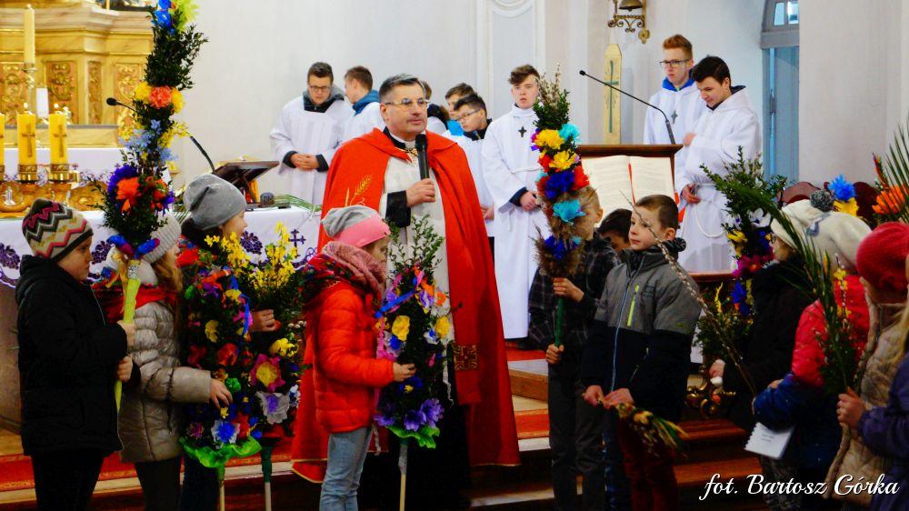 Niedziela Palmowa - Wieszczyczyn 25.03.2018r