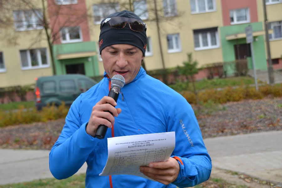 Otwarcie ścieżek biegowych w Parku Puchalskiego