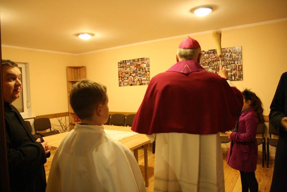 Poświęcenie Domu Katolickiego w Dolsku