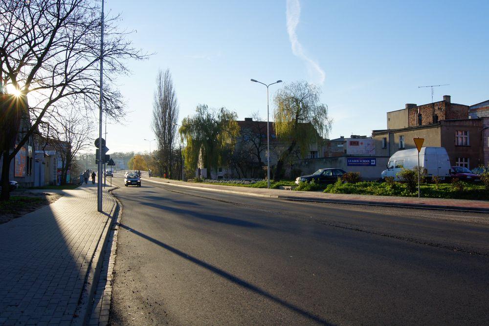 Remont ul. Piłsudskiego - 14.11