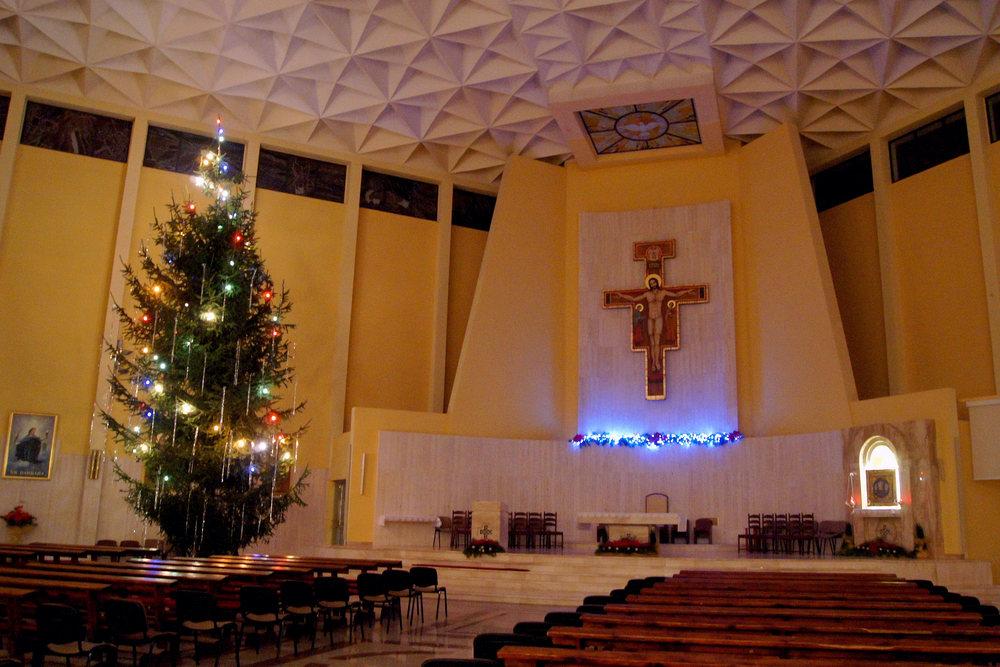 Szopki Bożonarodzeniowe w śremskich kościołach