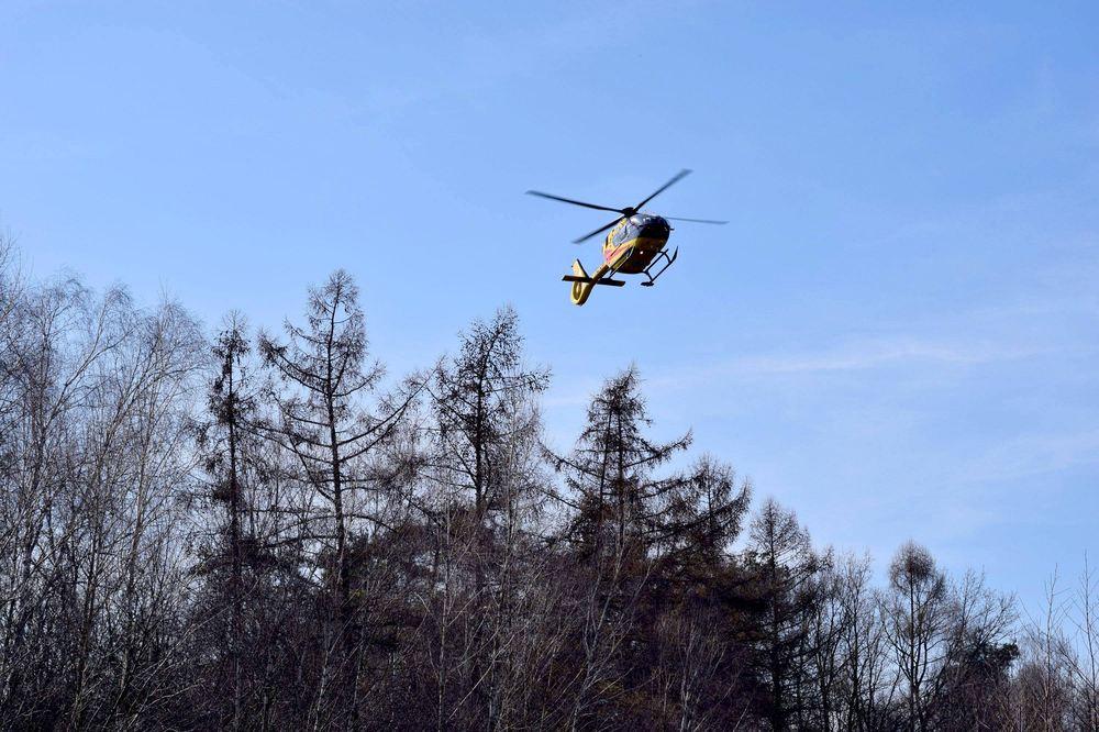 Wypadek na trasie Śrem - Zaniemyśl - 07.04.18 r.