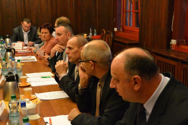 XIV sesja Rady Powiatu w Śremie