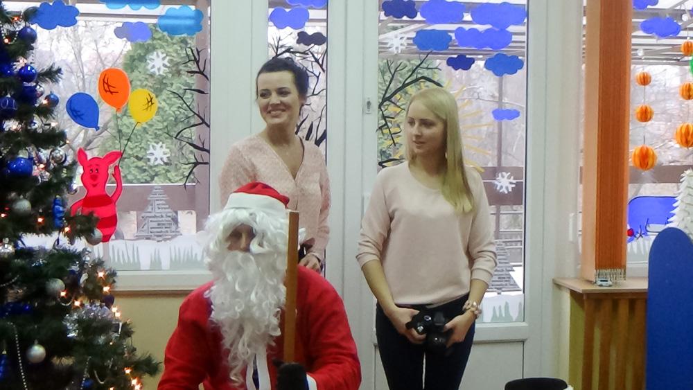 Z kolędami i życzeniami w Dolsku - 21.12.15 r.